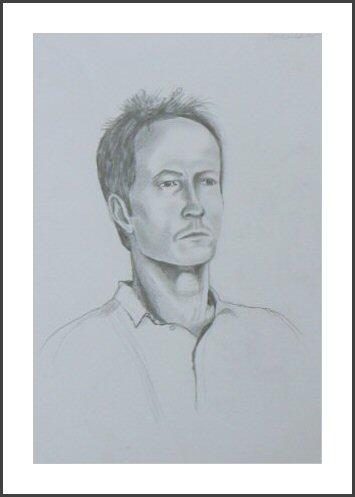 Sketch of Brendan