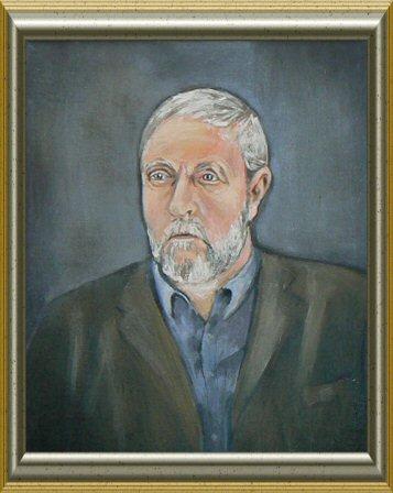 David At 60 Portrait