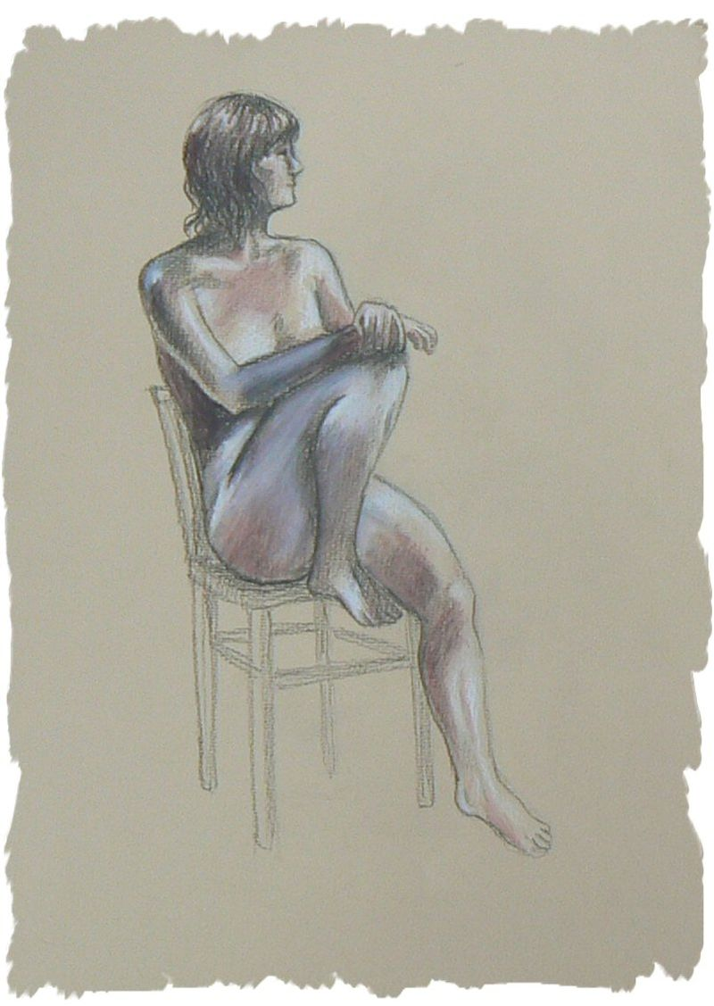 Sketch - Female Nude