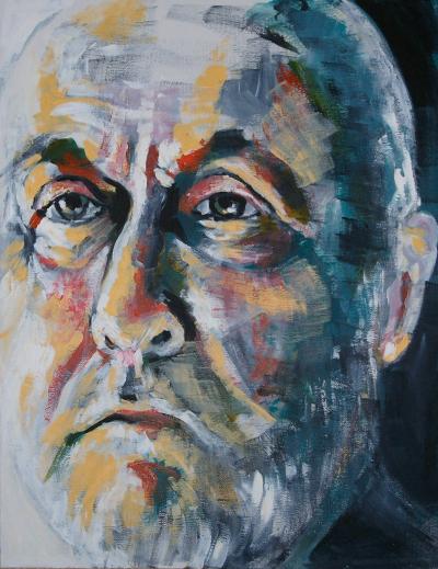 Portrait of David (2016)