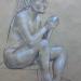 Sitting Nude (2)
