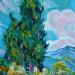 Van Gogh Homage 2017