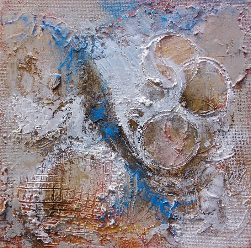 Pilot Abstract II by Lilian Hopkins