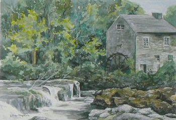 Cenarth Falls, West Wales