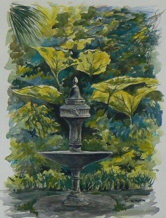 Cwmdonkin Fountain