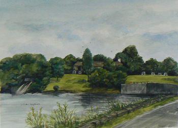 Lliw Valley Reservoir