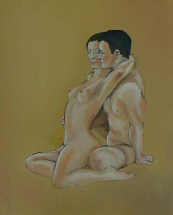 Nude Series: Couple 3
