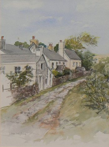 Reynoldston Cottages, Gower