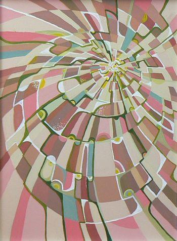 Spiral 11 'Dense Pink'