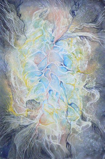 Deep Space 1: Crab Nebula