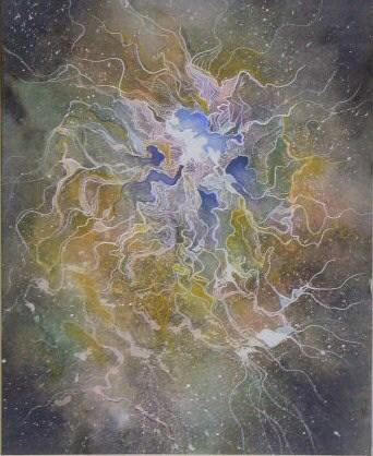 Deep Space 3 - Floating Cloud