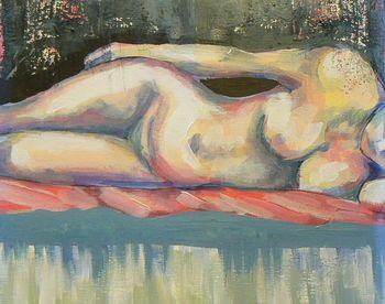 Nude - Lying Down