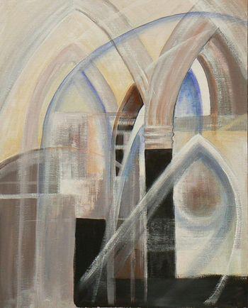 St Mary's Church (Swansea) Interior