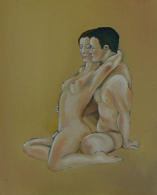 Nude Series: Couple 4