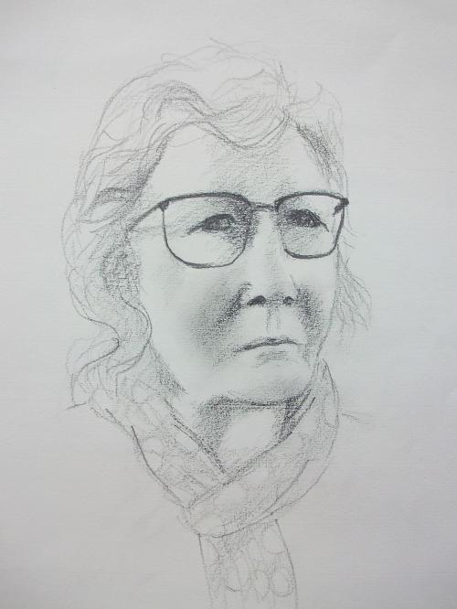 Female Portrait (2018)