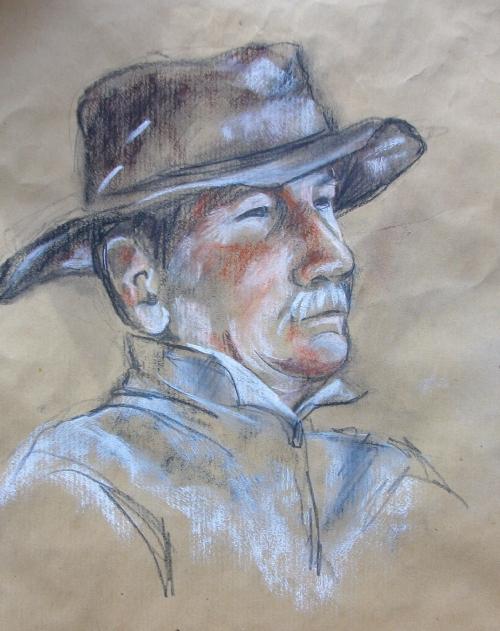 Male Portrait (2)