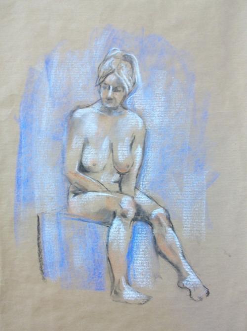 Nude Sketch (2017)