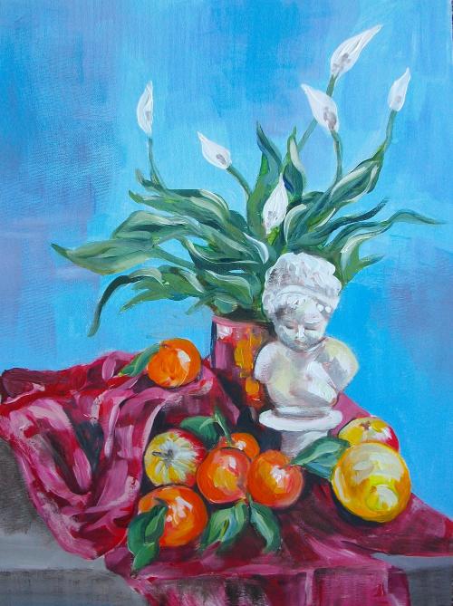 Cezanne Homage