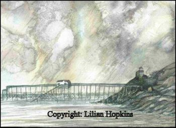 Mumbles Head Pier & Lighthouse