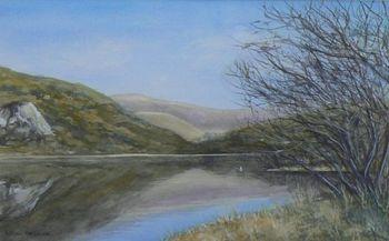 Llyn Gwynant, North Wales