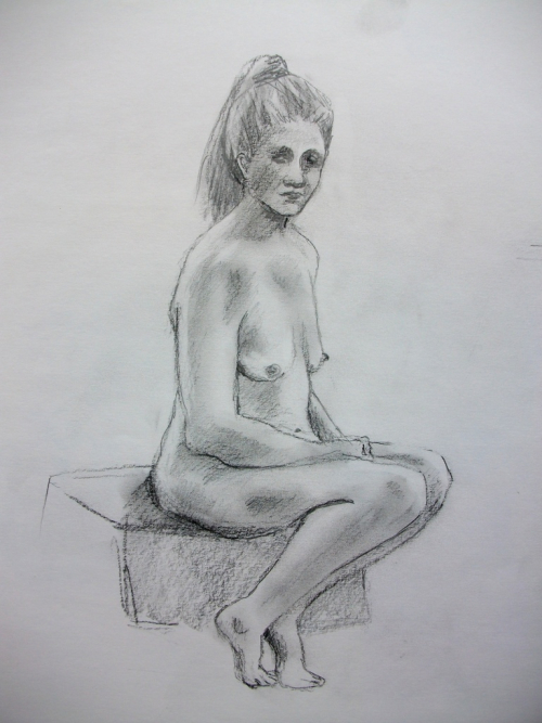 Female Nude 10min