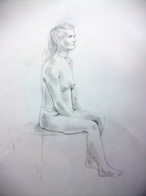 Female Nude 30min