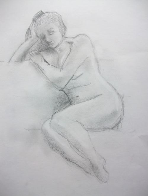 Female Nude 5min