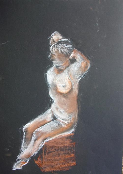Nude Woman