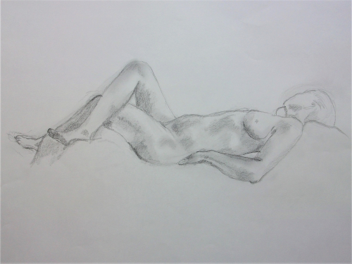 Reclining Nude (2)