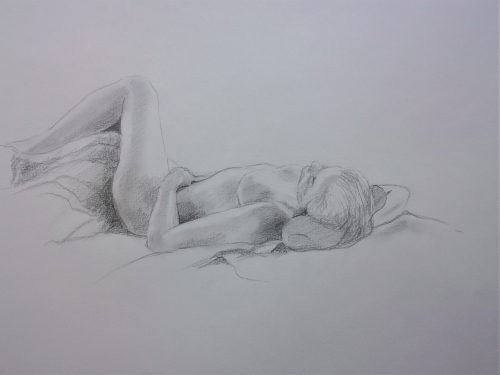 Reclining Nude (3)
