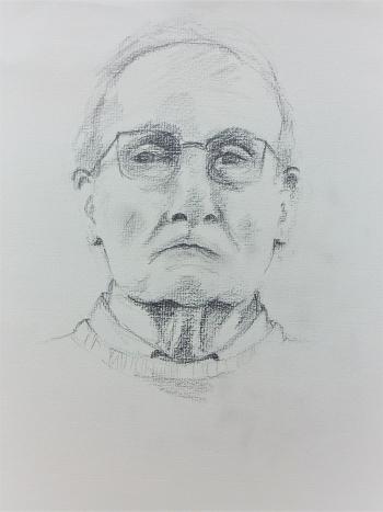 Male Portrait (2018)