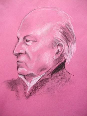 Portrait Sitting Male