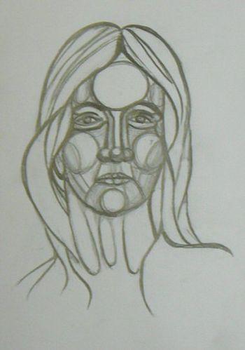 Digitised Face