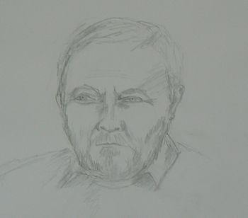 Quick Sketch Of David