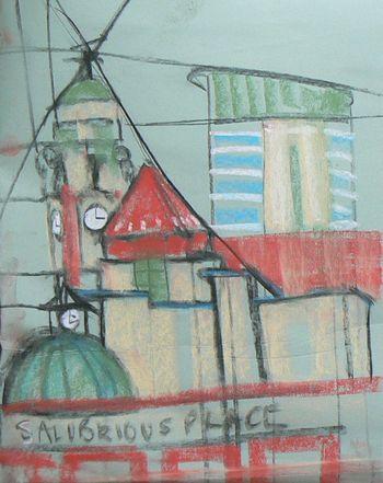 Rooflines Sketch 1
