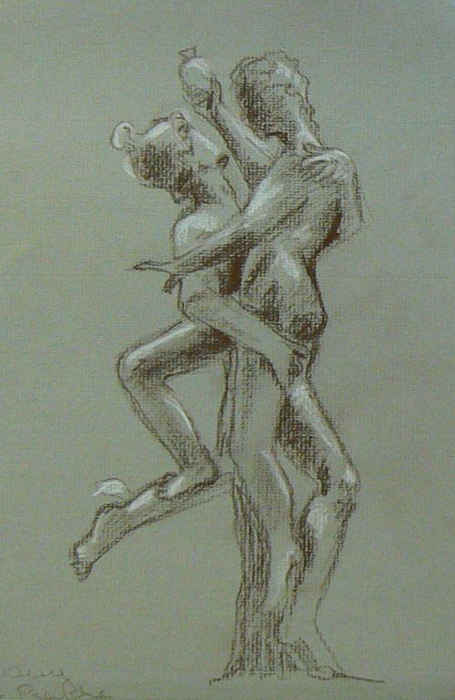 Mercury and Psyche