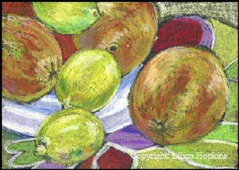 Still Life: Fruits